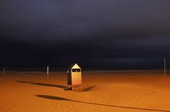 Waiting for the summer (Theophilos) Tags: sea sky beach night sand shadows greece crete rethymno νύχτα κρήτη ελλάδα παραλία θάλασσα ρέθυμνο ουρανόσ άμμοσ σκιέσ