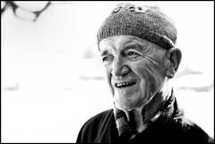 anziani (mbeo) Tags: portrait bw senior face gesicht portrt bn persone explore ritratto visage m9 faccia anziano mbeo