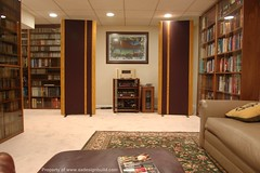 www.aadesignbuild.com, Finished Basement, Design and Remodeling, Home Library, Music Center, Bar, Powder Room, Interior Design, Lighting, Aging in Place (A&A Design Build Remodeling, Inc.) Tags: lighting pink blue light color green germantown kitchen architecture bar bathroom shower design dc washington pub counter top basement maryland company architect tub attic builders potomac build bethesda architects contractor additions builder rockville remodeling park addition gaithersburg contractors room design county silver custom home spring office remodelers light table family theater pool top play master counter basement aa fixture montgomery aginginplace chase glen finished chevy bathroom echo tacoma remodeling
