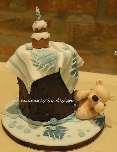 Helen's peekaboo  mini cake