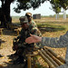 U.S. Army Africa NCO in Liberia