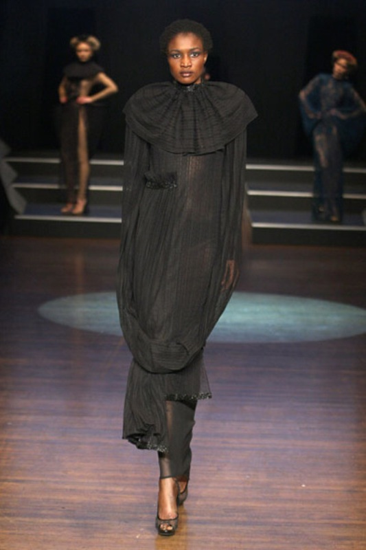 Chistiana Livaditis graduate collection 2009 4