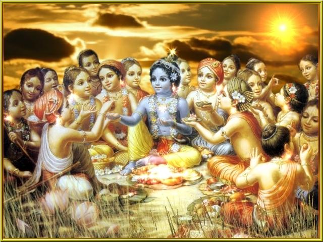 Govind Gopal Radhe Radhe