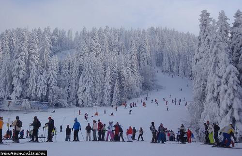 Borovets ski & snowboarding slopes-3