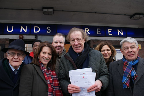 Success as Bounds Green Tube gets listed after Lib Dem campaign