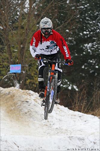 Protvino dual slalom