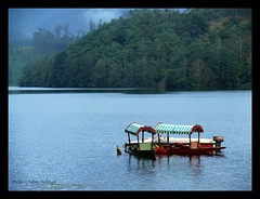 Clicked @ Kundala Dam - Munnar - Kerala (SubinKallingal) Tags: india river lumix boat kerala hills panasonic boating greenery munnar fz50 godsowncountry subin incredibleindia keralatourism kundaladam subinkallingal
