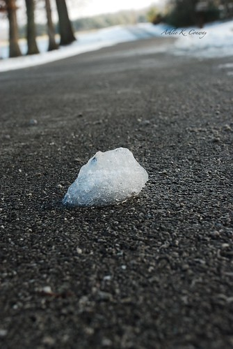 The iceberg in my path