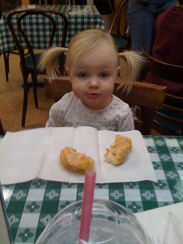 Delia vs. Donut