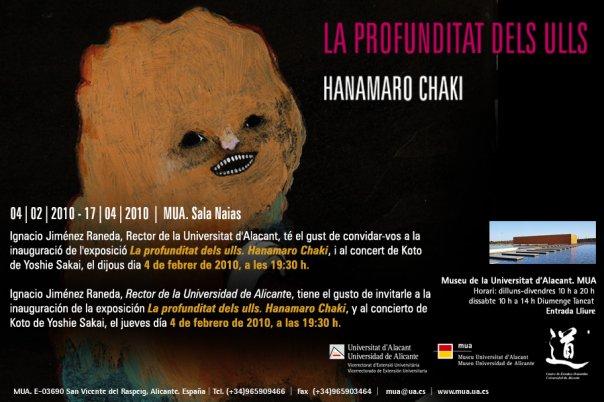 Hanamaro Chaki