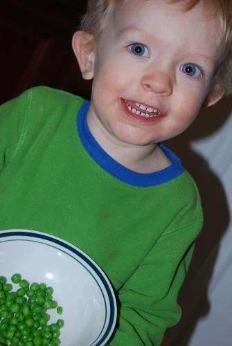 Pea Green!