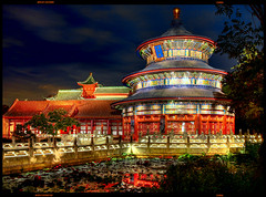 China (Jeff_B.) Tags: china orlando epcot florida chinese disney disneyworld wdw waltdisneyworld magickingdom waltdisney worldshowcase futureworld chinapavilion templeofheavan reflectionsofchina disneyphotography disneyphotograph