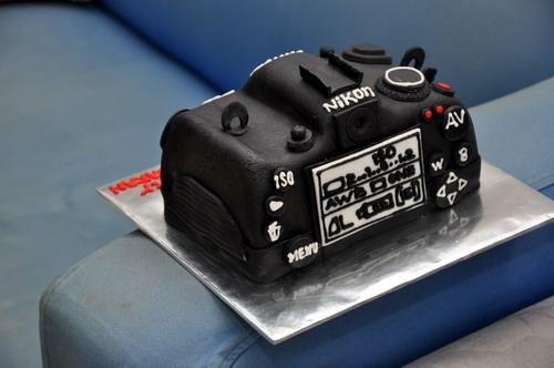 Camera Nikon D90 a