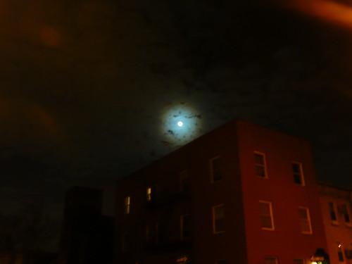 werewolf moon.