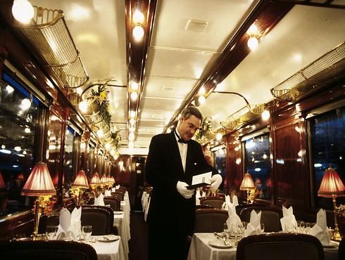 Pullman Orient Express - Anatolya, interior