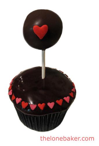 Valentines Truffle Pop
