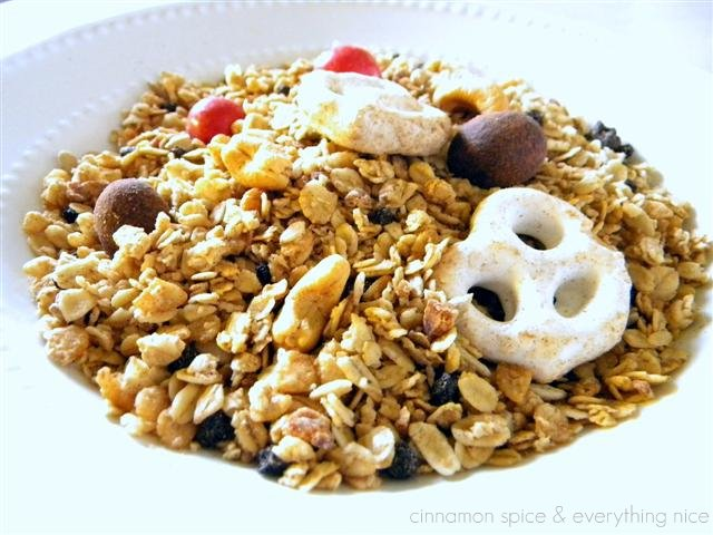 Mix My Granola