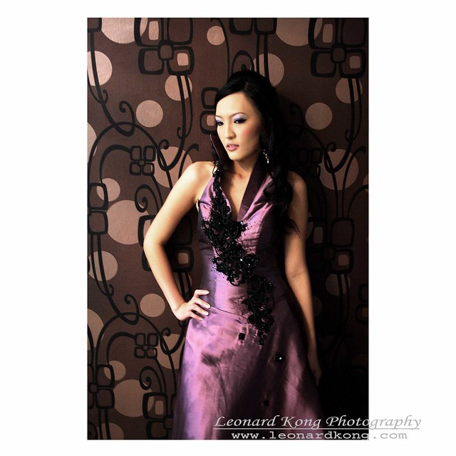 Dinner Gown Fashion Shooting