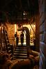 Hollywood Tower Hotel basement (floating_stump) Tags: basement waltdisneyworld dingy bellhop hollywoodtowerhotel steampipes improvisedtripod rebelxti hollywoodstudios twlightzonetowerofterror