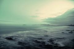 Teal Tide (notspavin) Tags: longexposure sea howth d2x tokina1224 malahide irishsea portmarnock northcountydublin