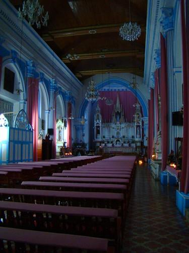 En la Iglesia de Santa Lucía (2)