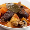 Chicken & Wild Boar Sausages Paprika Stew