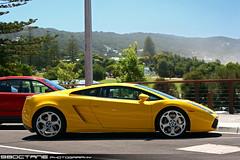 Lamborghini Gallardo (98octane) Tags: greatoceanroad lamborghini v10 gallardo lorne lambo