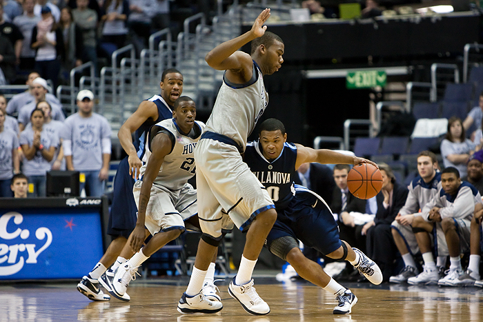 Georgetown Villanova Basketball