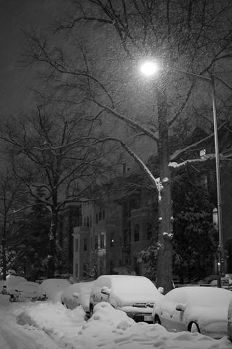 Snowpocalypse II: Revenge of the Snow