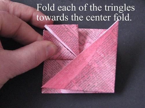 Origami Heart 015