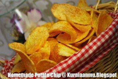 Arah Homemade Potato Chip