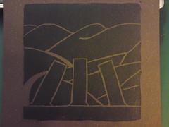 Hiraeth yr Awen 1 - bierpapier