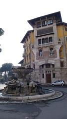 100213 - Quartiere Coppede (2) (evan.chakroff) Tags: evan italy rome roma architecture italia ornament urbanism 1921 copped quartierecopped coppede evanchakroff chakroff evandagan