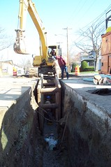 Sanitary Sewer Replacement