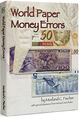 Fischer World Paper Money Errors