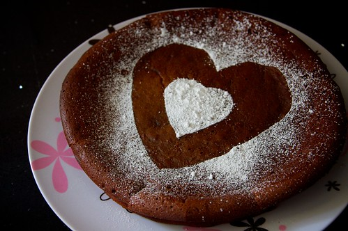 winning hearts & minds cake
