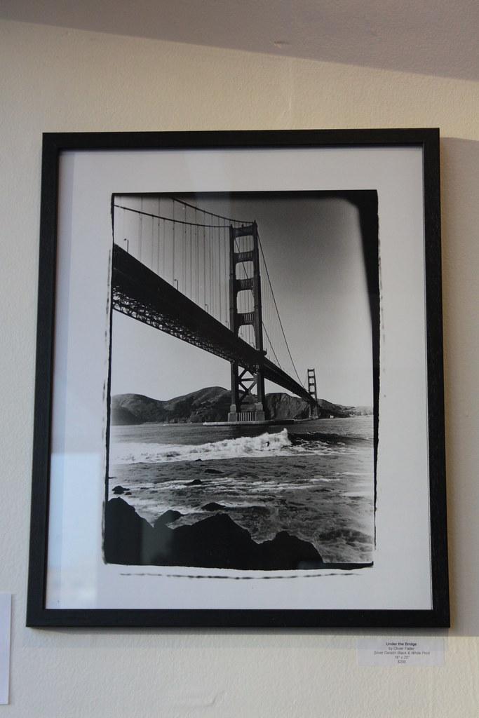 Under the Bridge by Oliver Fader - SOLD
