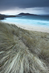 Traigh Lar - Isle of Harris (David Kendal) Tags: seascape nd sanddunes outerhebrides marramgrass marram hummocks isleofharris neutraldensity scottishcoast traighlar ceapabhal rubharomagraich rubharomaigidh