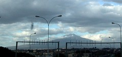 Mt. Etna from Catania