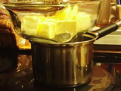 ina garten - outrageous brownies - football shaped (super bowl) - 01