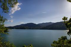 Pulau Banding (isaaclsy) Tags: sky lake tree water clouds rainforest hills sigma2470mmf28exdgmacro grik worldtrekker pualubanding