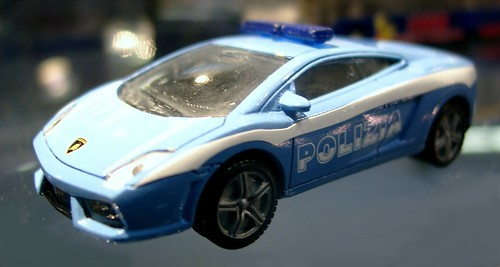 Siku Gallardo Polizia