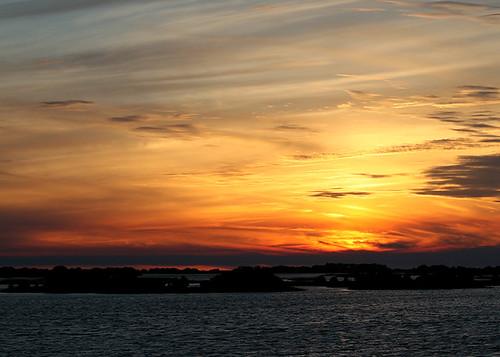 02182010 Cedar Key Sunset