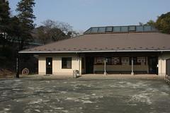 四季の森公園のワークセンター(Work center at Shikinomori park, Japan)