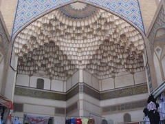 Kashan bazaar (1) (Prof. Mortel) Tags: iran kashan
