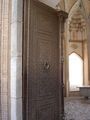 Kashan, Agha Bozorg Mosque (4) (Prof. Mortel) Tags: iran kashan