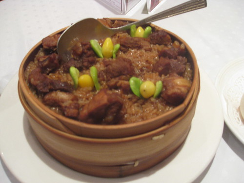 Shanghai Xiao Nan Guo - Hong Kong - Sticky Rice with Pork Rib