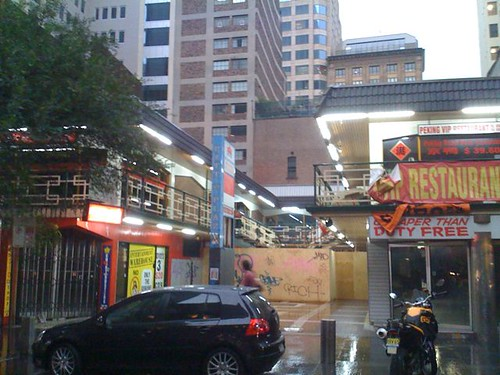 Mars Steak House site, Sydney
