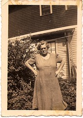 Grandma Mary Tierney, aka Hurricane Mary