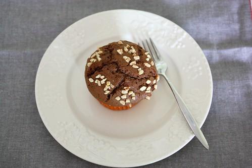 巧克力楊桃醬馬芬